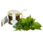 sell-gmachts Basilikum-Zitronenmelisse Bio-Pesto
