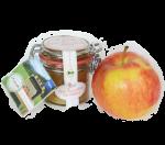 sell-gmachts Apfel-Meerrettich Bio-Chutney